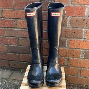 Hunter Tall Wellies